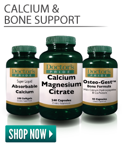 Calcium Bone Support