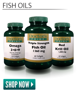 Innovative nutrition based on science doctor 39 s pride for Fish oil for add