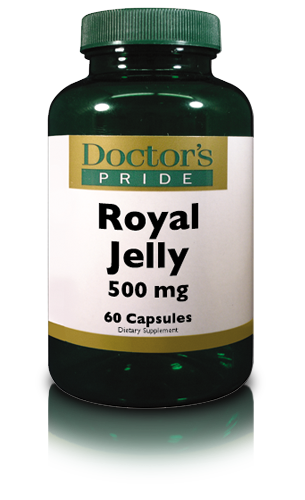 ROYAL JELLY 500 Mg Capsules