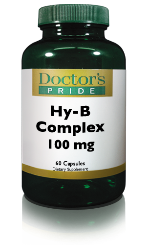 HY-B COMPLEX 100 MG CAPSULES