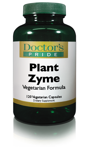 PLANT-ZYME Vegetarian Capsules