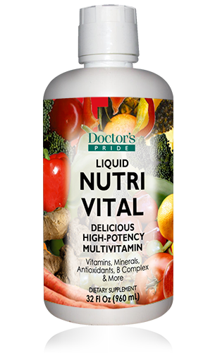 BALANCED ESSENTIAL LIQUID NUTRI VITAL