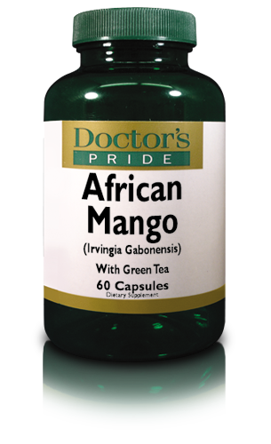AFRICAN MANGO WITH GREEN TEA