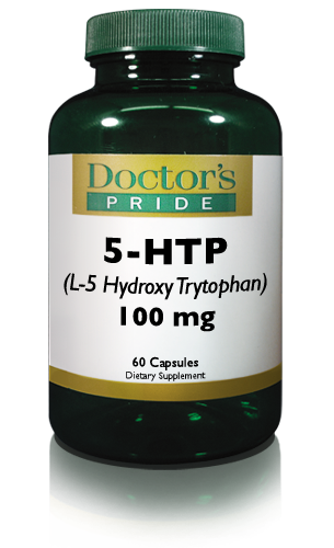 5-HTP 100 MG From Griffonia Seeds