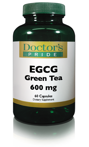 EGCG GREEN TEA 600 MG