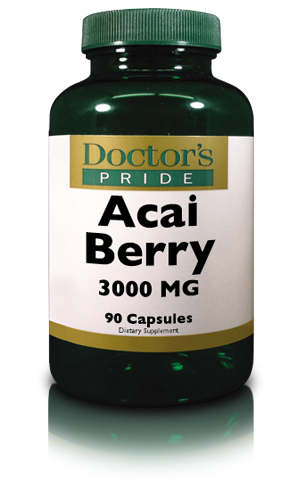 ACAI BERRY 3000 Mg