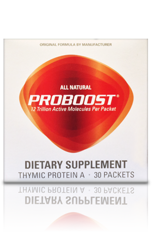 PROBOOST PACKETS - THYMIC PROTEIN A