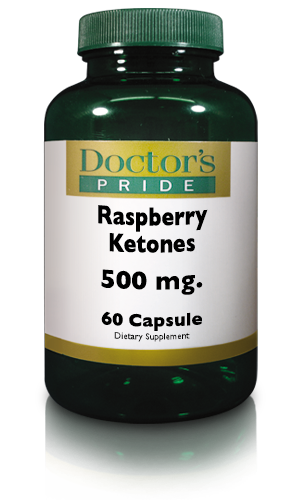 RASPBERRY KETONES 500MG