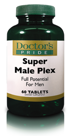 SUPER MALE PLEX - FULL POTENTIAL MEN