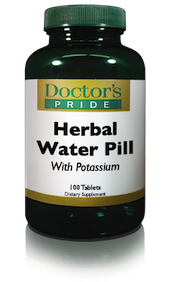 WATER PILL WITH POTASSIUM TABLETS