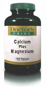 CHELATED CALCIUM PLUS MAGNESIUM