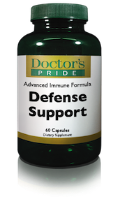 DEFENSE SUPPORT - IMMUNE BOOSTER FORMULA With Quercetin, Zinc Vit C & More