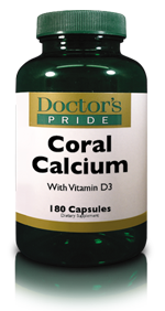 NATURAL CORAL CALCIUM WITH VITAMIN D