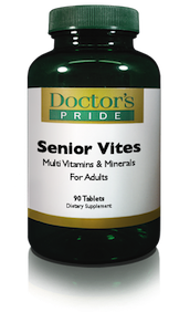 SENIOR VITES For Adults 50+