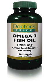 FISH OIL 2X (DOUBLE POTENCY) ULTRA EPA 1200