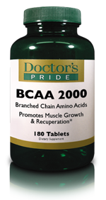 BCAA TABLETS - BRANCHED CHAIN AMINO ACIDS