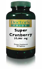 CRANBERRY 15,000 MG CAPSULES