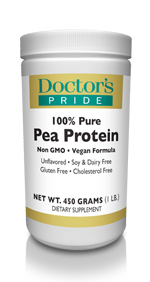 100% Pure PEA PROTEIN POWDER