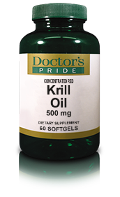 KRILL OIL 500 MG (MEGA STRENGTH RED KRILL SOFTGELS)