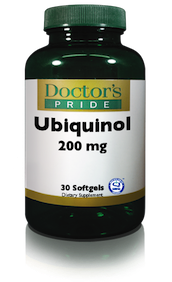 Ubiquinol 200 Mg Super Bioactive CoQ10