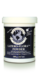 LATERO FLORA 100G POWDER