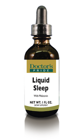 LIQUID SLEEP WITH MELATONIN HERBAL SLEEP BLEND